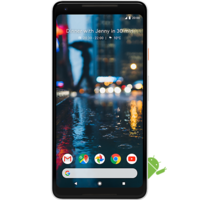 "Grade C Google Pixel 2 XL Black & White 5"" 64GB 4G Unlocked & SIM Free"