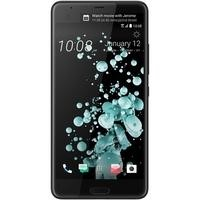 "Grade A HTC U Ultra Brilliant Black 5.7"" 64GB 4G Unlocked & SIM Free"