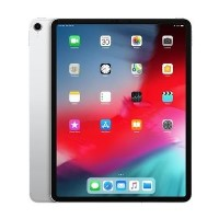 Refurbished Apple iPad Pro 256GB Cellular 12.9 Inch Tablet in Silver