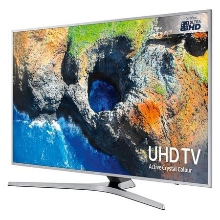 "Samsung UE49MU6400 49"" 4K Ultra HD LED Smart TV with HDR and Freeview HD/Freesat"