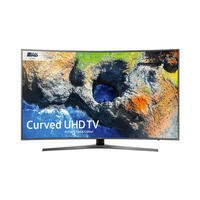 "GRADE A1 - Samsung UE55MU6670 55"" 4K Ultra HD HDR Curved LED Smart TV with Freeview HD"