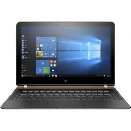 "Refurbished HP Spectre x360 13-4172na 13.3"" Intel Core i7-6500U 8GB 512GB SSD Windows 10 Touchscreen Convertible Laptop in Black and Rose Gold"