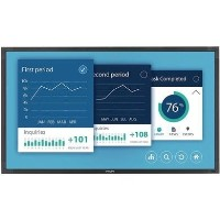 "Refurbished Philips 55BDL4051T 55"" LED-backlit LCD Display with Touchscreen"