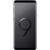 "Grade A2 Samsung Galaxy S9+ Midnight Black 6.2"" 128GB 4G Unlocked & SIM Free"