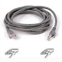 Belkin Patch cable RJ45 2m Snagless