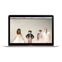 Refurbished Apple Macbook Core M5 8GB 512GB 12 Inch Rose Gold