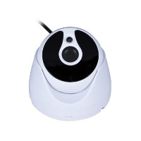 electriQ HD 1080p Analogue Dome Camera with Night Vision up to 25m - 1 Pack
