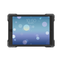 "Max Cases Shield Extreme-X for iPad 7 10.2"" in Black"