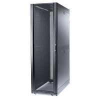APC NetShelter SX Enclosure with Roof and Sides - rack - 48U
