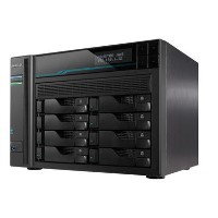 Asustor Lockerstor 8 - 8 Bay 8GB Diskless Desktop NAS