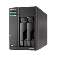 Asustor Lockerstor 2 - 2 Bay 4GB Diskless Desktop NAS