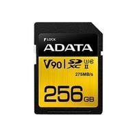 Adata 256GB SDXC + UHS-II U3 CLASS10 With Adapter