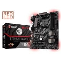 MSI B350 Tomahawk AMD Socket AM4 ATX Motherboard