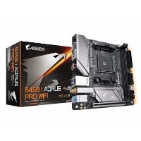 AMD B450 I AORUS PRO ac WIFI Mini ITX AM4 Motherboard