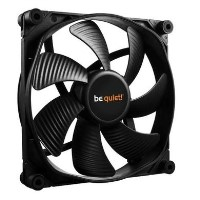 Be Quiet! BL068 Silent Wings 3 120mm Case Fan High Speed Black Fluid Dynamic Bearing