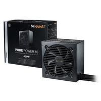 Be Quiet! Pure Power 10 400W 80 Plus Silver Fully Modular Power Supply