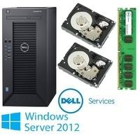 Dell Poweredge T30 Ready To Go Enhanced Small Business Server with Server 2012