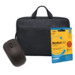 "Wireless Mouse 15.6"" Laptop Bag & Norton Internet Security Bundle"