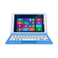 Kurio Smart 32GB 8.9inch IPS Windows 8.1 Tablet + Keyboard Dock Blue and White