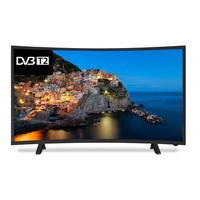 "Cello C32229T2 32"" 720p HD Ready Curved LED TV with Freeview HD"