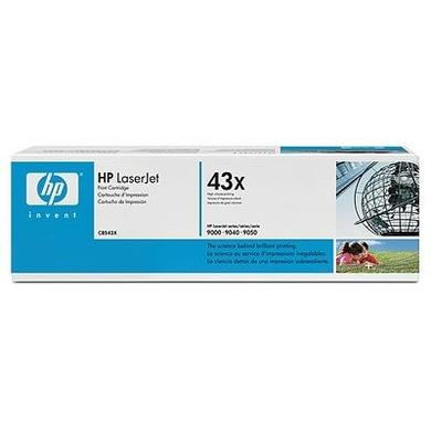 HP 43X - toner cartridge
