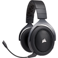 Corsair HS70 Wireless Carbon  - Gaming Headset