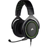 Corsair  3.5mm Stereo HS50 Pro Stereo Green  - Gaming Headset