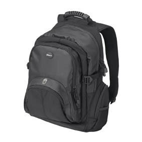 Targus 15.6 Laptop Backpack in Black & Grey