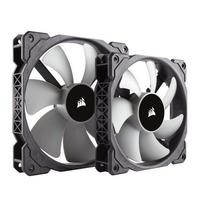 Corsair ML140 140mm PWM Premium Magnetic Levitation Fan - Twin Pack