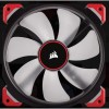 Corsair ML140 PRO LED Red 140mm PWM Premium Magnetic Levitation Fan