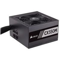 Corsair CX Series 550W 80 Plus Bronze Fully Modular Power Supply