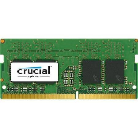 Crucial 16GB 2400MHz DDR4 Non-ECC SO-DIMM Laptop Memory