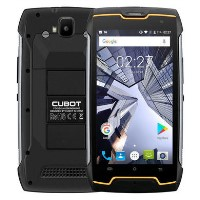 Cubot King Kong Black 5.0inch 16GB 3G Dual SIM IP68 4400mAh Battery Unlocked & SIM Free