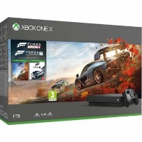 Xbox One X 1TB Console with Forza Horizon 4 & Forza Motorsport 7
