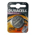 DL2430 Duracell DL2430 Lithium Button Cell Battery 1x 1 Pack