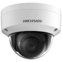 Hikvision 6MP Powered by DarkFighter Fixed IP Network Dome Camera - 1 Pack