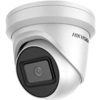 Hikvision 4MP Powered by DarkFighter Fixed Turret IP Network Dome Camera - 1 Pack