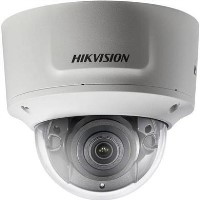 Hikvision 4MP Powered by DarkFighter Varifocal IP Network Dome Camera - 1 Pack