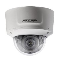 Hikvision 6MP Powered by DarkFighter Varifocal IP Network Dome Camera - 1 Pack