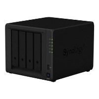 Synology DS418 4 Bay Diskless Desktop NAS