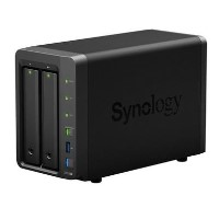 Synology DS718+ 2 Bay Diskless Desktop NAS