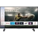 "E43UHDHDRS2Q electriQ 43"" 4K Ultra HD Smart HDR LED TV with Dolby Vision and Freeview Play"