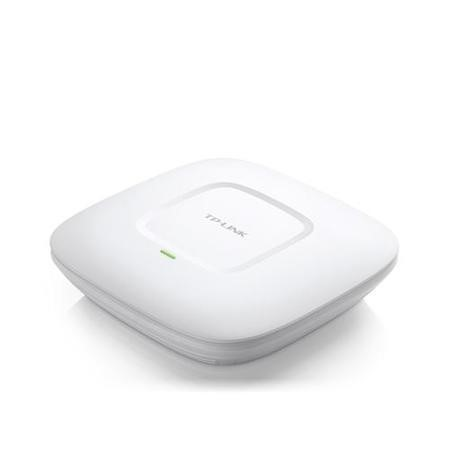 TP-Link EAP115 300Mbps Wireless N Ceiling Mount Access Point POE 10/100 Clusterable Free Software
