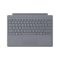 New Microsoft Surface Pro Signature Type Cover in Platinum