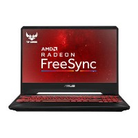 Asus TUF FX505DY-BQ008T Ryzen 5 3550H 8GB 1TB SSHD 15.6 Inch RX560X Windows 10 Home Thin Bezel Gaming Laptop