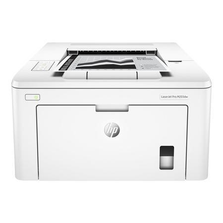 HP LaserJet Pro M203dw A4 Wireless Laser Printer