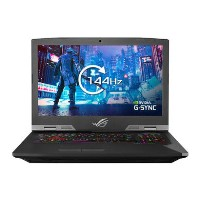 Asus ROG G703GXR-EV003T Core i7-9750H 32GB 1TB HDD + 512GB SSD 17.3 Inch 144Hz GeForce RTX 2080 8GB Windows 10 Home Gaming Laptop