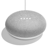 Google Home Mini - Smart Speaker - Chalk