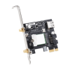 Gigabyte Combo Intel 11ac and Bluetooth V5 PCIe Wireless Network Card