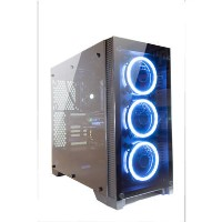 Punch Technology Spacegate Core i9-10850K 32GB 2TB HDD + 1TB SSD GeForce RTX 3090 24GB Windows 10 Gaming PC